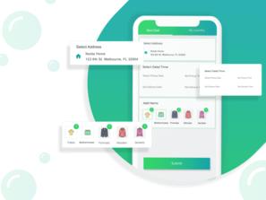 laundry app development Services