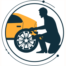 Flat Tyre - Roadside assistance apps Services
